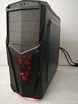 Xigmatek MACH 3 / Intel Core i5-4570 (4 ядра по 3.2-3.6GHz) / 1000GB HDD + 120 GB SSD / 8 GB DDR3 / БП 500W / видеокарта GeForce GTX 1050ti 4Gb DDR5, фото 2