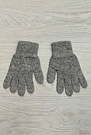 Перчатки для девочки серые (140 см.)  Trestelle 2127000241276