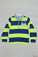 Поло-рубашка для мальчика двухцветная (122 см)  Silversun 2127000242129