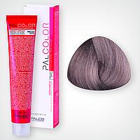 Крем-краска для волос 8.1 блонд светлый пепельный 100 мл  PALCO