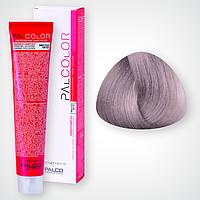 Крем-краска для волос 10.1 блонд платиновый пепельный 100 мл. PALCO