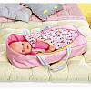 Люлька переноска Сладкие сны для куклы Baby Born Zapf Creation 824429, фото 2