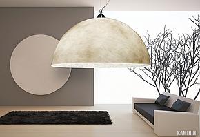 Дизайнерская лампа с внешним покрытием O50 см