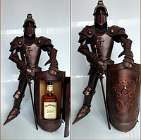 Аксессуар Рыцарь с баром или сейфом 66 см.