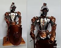 Аксессуар Рыцарь с баром или сейфом в щите 60 см.