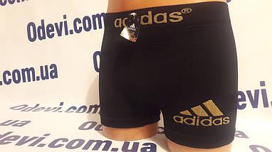 Безшовні труси Adidas копія, фото 3