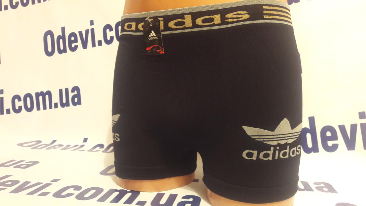 Бесшовные трусы Adidas копия