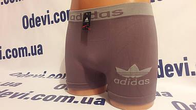 Бесшовные трусы Adidas копия, фото 3