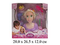Кукла - манекен 86055 для создания причесок + аксессуары Bailey в коробке