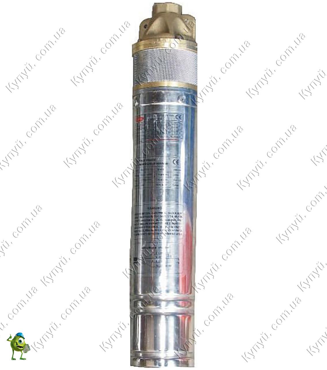 Насос скважинный шнековый  Сristal QGD 1.2-100-0,75