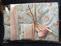 Кроватка для Барби с постелькой., фото 1