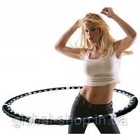 Обруч Хула Хуп hula hoop Massaging exerciser, фото 8