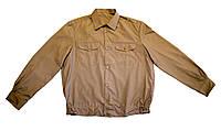 Рубашка МНС форменная бежевая пояс на резинке