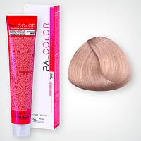 Крем-краска для волос 10.31 платиновый блонд пепельный - золотистый 100 мл. PALCO