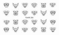 Слайдер-дизайн FoniX-386