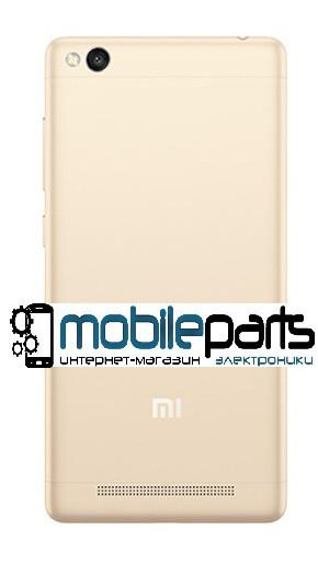 Оригинальная задняя панель (крышка) для Xiaomi Redmi 3 (Золотая)