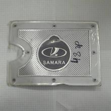 Наклейка на лючок бензобака Самара Samara ВАЗ 2108 2109 21099