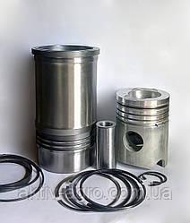 Поршнекомплект Д-440 (гильза, поршень, палец, кольца, упл.к)