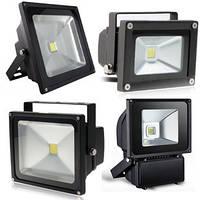 Уличные светодиодные прожекторы – надежность и долговечность