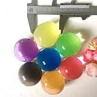10 шт. Гигантские шарики Орбиз 4 см+, растут в воде Orbeez гидрогель гідрогель кульки Орбіз