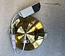 Светодиодная панель SL272050 5W 4000K кругл. золото/хром  Код.59202, фото 2