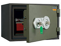Огнестойкий сейф FRS-30 KL, огнестойкость 60Б
