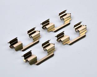 Монтажный комплект держатель тормозных колодок на Renault Dokker 2012-> — Renault (Оригинал) - 440832032R