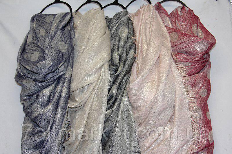 893ecbe92e730 Шарф-палантин женский с напылением, размер 90*180 см (5 цветов ...