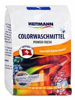 Стиральный порошок для цветного белья 1,5кг 20 стирок Heitmann