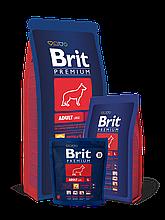 Корм Brit Premium (Брит Преміум) Dog Adult L для дорослих собак великих порід, 3 кг