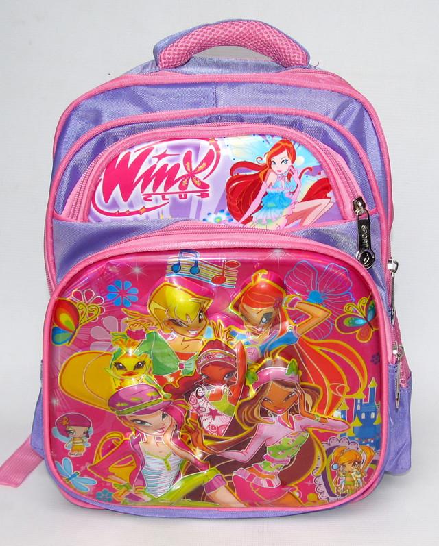 """Детский школьный рюкзак """"3D 999"""""""