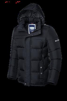 Черная мужская зимняя куртка Braggart (р. 46-56) арт. 2045, фото 2