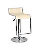 Стул визажный, барный стул бежевый, стул для администратора (Ж8 бежевый), фото 2