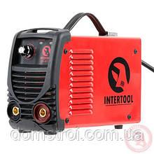 Сварочный инвертор 230 В, 20-160 А, 6,5 кВт INTERTOOL