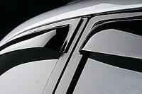 Дефлекторы окон (ветровики) Порше Кайен (Porsche Cayenne) с 2003 г