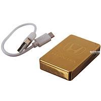 Электроимпульсная зажигалка HONDA (USB) Маленькая