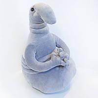 Мягкая игрушка Weber Toys Ждун 85см серый (411)