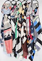 """Шарф-палантин женский в клетку, размер 90*180см (6 цветов) Серии """"AURA"""" купить оптом в Одессе на 7 км"""