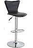 Стул визажный, барный стул белый, стул для администратора (САРА белый), фото 2