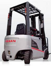 Запчасти на погрузчик Nissan 1F1A18U