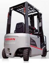 Запчастини на навантажувач Nissan 1F1A18U