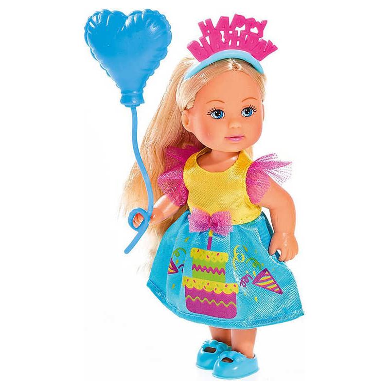 Лялька Evi З днем народження Simba