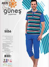 Футболка та бриджі чоловічі GUNES 5056 розмір XL