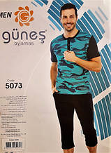 Футболка та бриджі чоловічі GUNES 5073 розмір М