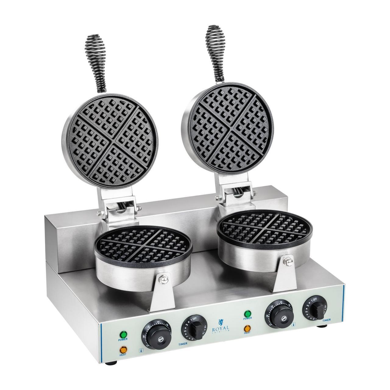 Вафельница Royal Catering RCWM-2600-R
