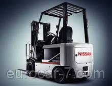 Запасти на навантажувач Nissan CLX15