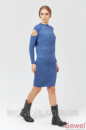 Женский вязаный джемпер, свитер, фото 2