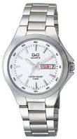 Мужские классические часы Q&Q A164J201Y