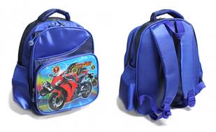 974071 Рюкзак детский Мотоцикл