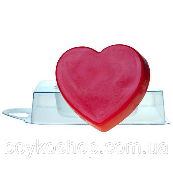 "Форма для мыла ""Сердце"""